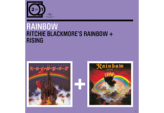 Rainbow - 2 FOR 1 - RITCHIE BLACKMORE S RAINBOW/RISING - (CD)