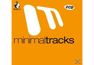 Various - MINIMAL TRACKS - (CD)