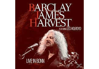 BARCLAY JAMES HARVEST FEAT. LES HOLROYD - Live In Bonn - (CD)