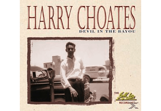 Harry Choates - Devil In The Bayou-The Gold Star Recordings - (CD)