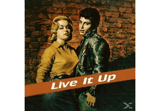 Various - Live It Up - (CD)