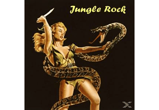 Various - Jungle Rock - (CD)