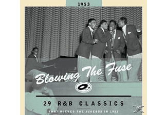 VARIOUS - Blowing The Fuse 1953 - Classics That Rocked The Jukebox - (CD)