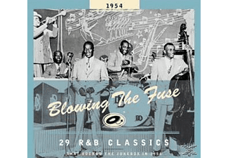 VARIOUS - Blowing The Fuse 1954-Classics That Rocked The Ju - (CD)