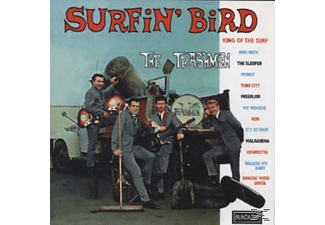 The Trashmen - Surfin  Bird - (CD)