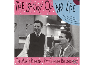 Marty Robbins - The Story Of My Life  & Ray Co - (CD)