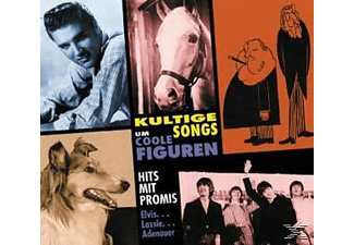 Various - Kultige Songs Um Coole Figuren - (CD)