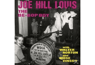 Joe Hill Louis - Be-Bop Boy - (CD)