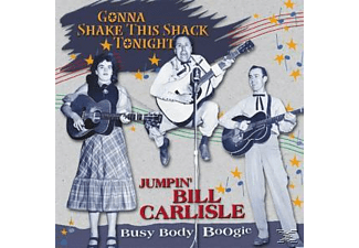 The Carlisles - Busy Body Boogie - (CD)