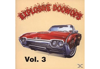 Various - Vol.3, Explosive Doo Wop - (CD)