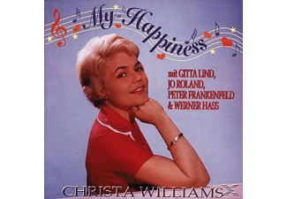 Christa Williams - My Happiness - (CD)