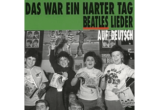 VARIOUS - Das War Ein Harter Tag - Beatles Lieder - (CD)