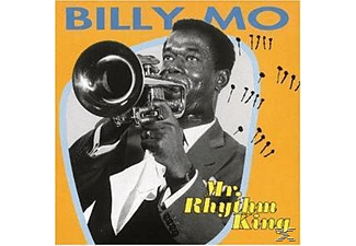 Billy Mo - Mr.Rhythm King - (CD)