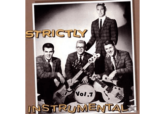Various - Strictly Instrumental, Vol. 7 - (CD)