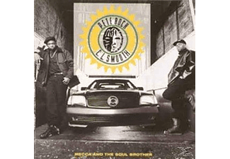 Pete Rock, C.L. Smooth - Mecca And The Soul Brother - (Vinyl)