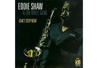 Eddie Shaw/ The Wolf Gang - Can T Stop Now - (CD)
