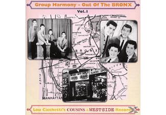Various - Out Of The Bronx - (CD)