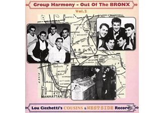 Various - Vol.2, Out Of The Bronx - (CD)