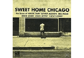 Various - Sweet Home Chicago - (CD)