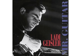 Ladi Geisler - Mr.Guitar - (CD)