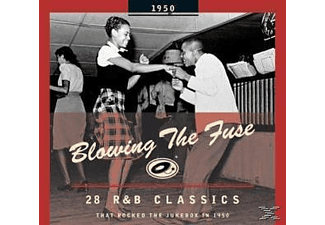VARIOUS - Blowing The Fuse 1950-Classics That Rocked The Ju - (CD)