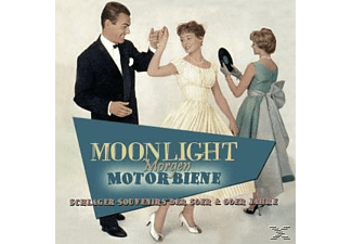 VARIOUS - Moonlight, Morgen, Motorbiene - (CD)