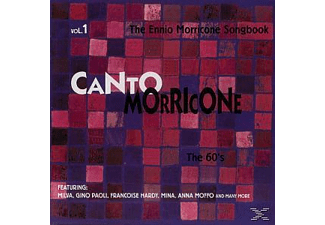 VARIOUS - Canto Morricone Vol.1 The Six - (CD)