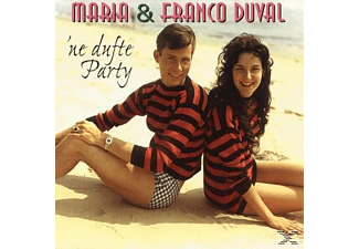 Maria Duval - Ne Dufte Party - (CD)