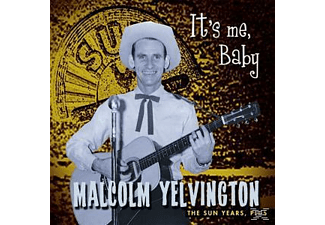 Malcolm Yelvington - It's Me Baby-The Sun Years - (CD)