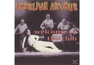 Charline Arthur - Welcome To The Club - (CD)