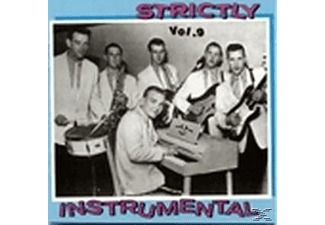 Various - Strictly Instrumental Vol.8 - (CD)
