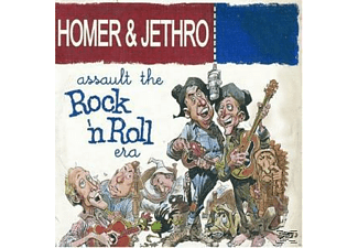 Homer - Assault The Rock'n'roll Era [CD]