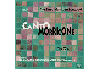 VARIOUS - Vol.3, Canto Morricone, The Se - (CD)