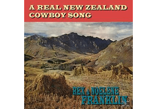 Rex & Noelene Franklin - A Real New Zealand Cowboy Song - (CD)