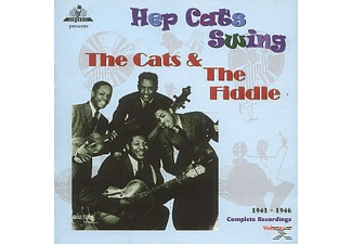 The Cats And The Fiddle - Vol.2, Complete Recordings 1941-46 - (CD)