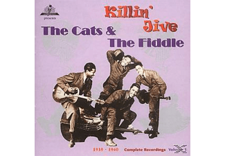 The Cats And The Fiddle - Complete Recordings 1939-40 - (CD)