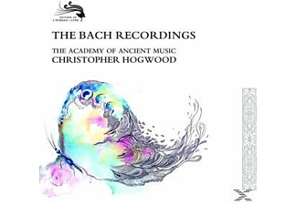 The Academy Of Ancient Music - Hogwood: The Bach Recordings [CD]