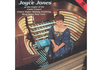 Jones Joyce - Joyce Jones At The Cadet Chapel New York - (CD)