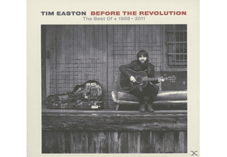 Tim Easton - Before The Revolution [CD]