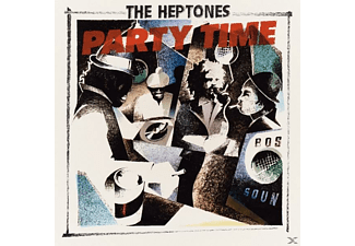 The Heptones - Party Time (Back To Black Vinyl) - (Vinyl)