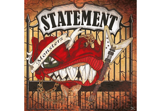 The Statement - Monsters - (CD)