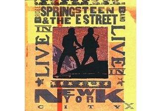 Bruce Springsteen & The E Street Band - Live In New York City (CD)