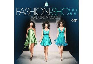 VARIOUS - Fashion-Show-Walk Like A Model - (CD)