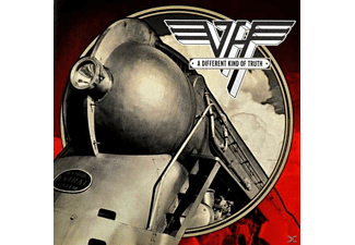 Van Halen - A DIFFERENT KIND OF TRUTH - (CD)