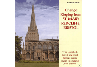 St Mary Redcliffe S Bells - Change Ringing from St Mary Redcl - (CD)