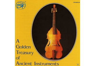 VARIOUS - A Golden Treasury of Ancient Inst - (CD)