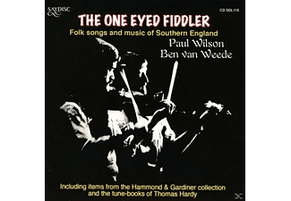 Wilson Van Weede - The One Eyed Fiddler - (CD)