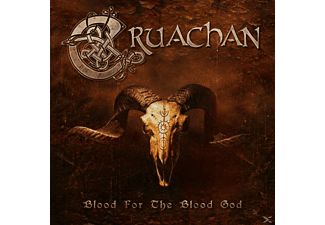Cruachan - Blood For The Blood God (Artbook 2 Cd) - (CD)