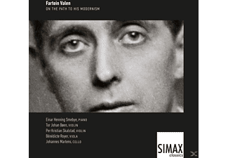 Smebye/Boen/Skalstad/Royer/Martens - On the Path to his Modernism - (CD)