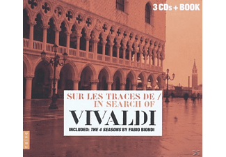 Fabio Biondi - In Search Of Vivaldi (Box Set) - (CD)